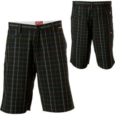 aid Men's Shorts (33) (Matix Black Shorts)
