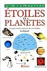Etoiles et planètes l'oeil nature le guide visuel et universel du ciel nocturne par Ridpath