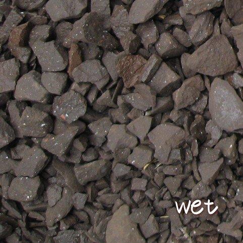 クラッシュブリック ダークブラウン 300kg(20kg×15袋) B076V1DJDR 300kg  300kg