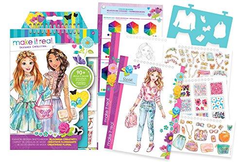 Fashion Design Sketch Book Creativity product image