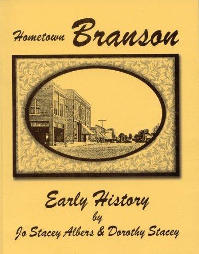 Download Hometown Branson: Early History pdf epub