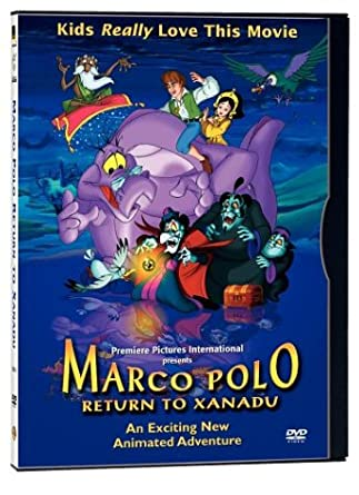 Marco Polo: Return to Xanadu [Reino Unido] [DVD]: Amazon.es: Cine ...