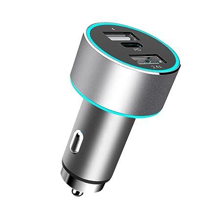 Carica Batterie Per Auto Carica Rapida Usb Auto Universale