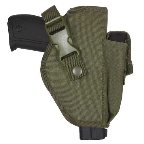 (Fox Outdoor Products Tactical Belt Holster, Olive Drab)