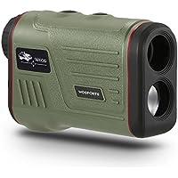 Wosports Hunting Rangefinder, Laser Range Finder for...