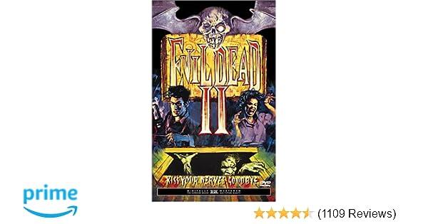 Amazon com: Evil Dead II: Bruce Campbell, Sarah Berry, Dan