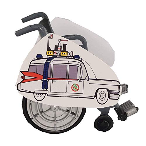 Ghostbusters Car Lookalike Wheelchair Costume Child's ()