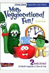 More Veggiecational Fun! Hardcover