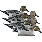 Higdon Outdoors Standard Pintail Decoys, Foam Filled