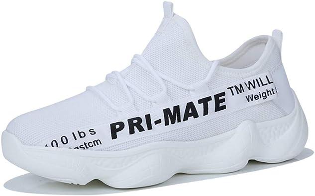Zapatillas de Deporte para Hombre Ropa de Correr Transpirable ...