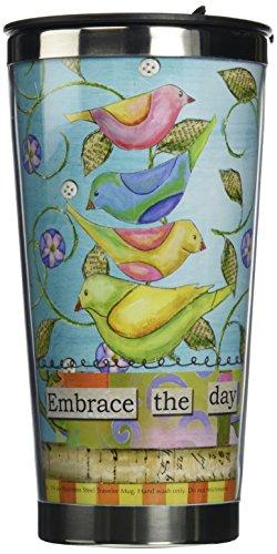 Lang Artisan Embrace The Day Traveler Mug