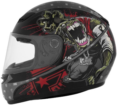 Sparx S-07 Special Edition Graphics Helmet, J Beats Stars And Straps, Primary Color: Black, Helmet Type: Full-face Helmets, Helmet Category: Street, Size: XL - S.a Special