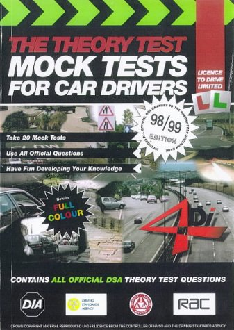 Mock Theory Tests for Car Drivers: Your Licence to Drive