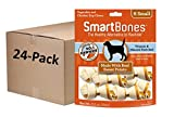 Smartbones 144 Count Small Sweet Potato Bones, Small Review