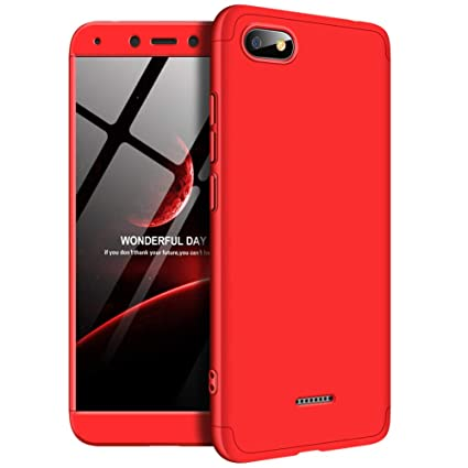 Amazon.com: Aoile Xiaomi Redmi 6A Back Case Cover, Ultra ...