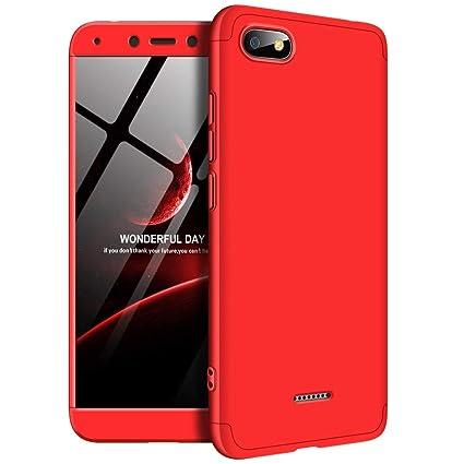 Amazon.com: Aoile Xiaomi Redmi 6A Back Case Cover, Ultra ...