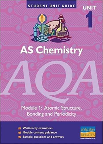 AS Chemistry: Unit 1: Atomic Structure, Bonding and