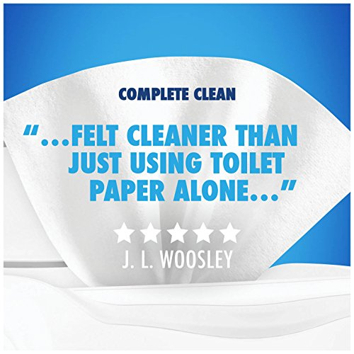 Large Product Image of Cottonelle FreshCare Flushable Wipes, 42 Count, (Pack of 8)