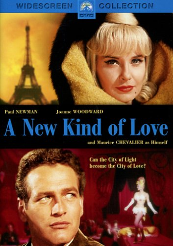 A New Kind of Love (1963) - Frank Paul Designer