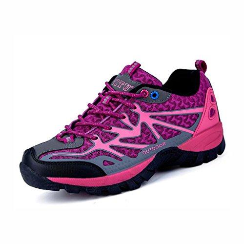 Kletterschuhe B 39 Lässige B Low Outdoor Mesh Schuhe Sneaker Frühling YaXuan Farbe Rise Wanderschuhe Sports Trekking Laufen Größe Atmungsaktiv Damen Sommer wxTgTnRO