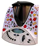 Vinyl Sticker for Thermomix TM31 - Gastronomy Collection - Italian