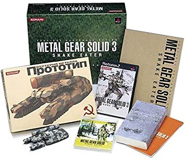8e407bd6a5e5b Metal Gear Solid 3 Snake Eater  Premium Package   Amazon.es  Videojuegos