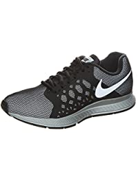 Nike Zoom Pegasus 31 Flash Sz 11.5 Womens Running Shoes Black New In Box