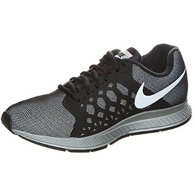 Nike Zoom Pegasus 31 Flash Sz 11.5 Womens Running Shoes Black New In Box