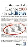 L'Année 2000 dans « Le Monde » (t. 15) : [1-1-2000 / 31-12-2000] par Roche
