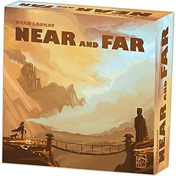 Red Raven Games Near Far Board Games
