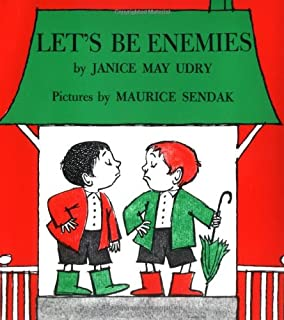 The hating book charlotte zolotow ben shecter 9780064431972 lets be enemies fandeluxe Images