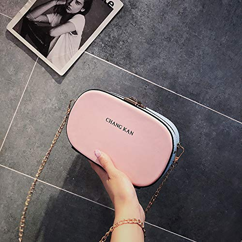 coreana borsa marea kaki catena borsa borsa piccola rosa piccola versione a selvaggia Sacchetto borsa tracolla selvaggia estate femminile della WSLMHH pqUPIwxEp