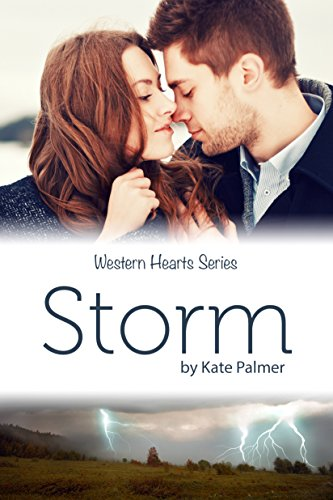 Storm: Western Hearts Series by [Palmer, Kate]