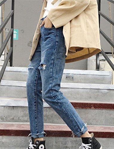 Femme bleu clothing bleu Jeans COCO Carotte gTZwz