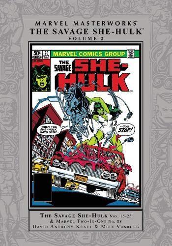 (Marvel Masterworks: The Savage She-Hulk Vol. 2)