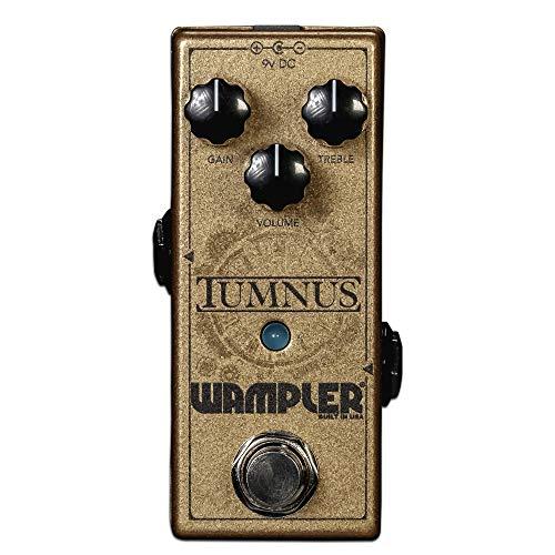 Wampler Tumnus V2 Overdrive & Boost Guitar Effects Pedal