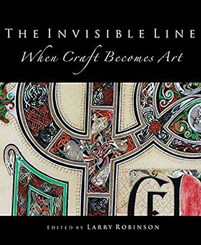 The Invisible Line: When Craft Becomes Art (America Capital Of Furniture)