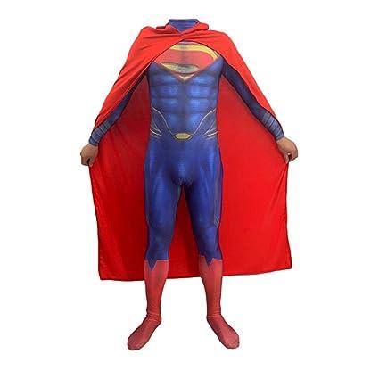 ZZX Traje De Superhéroe Superman Iron Man, Traje De Cosplay ...