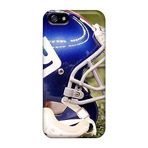 MrBVMBY3860LkTjJ RickSMorrison New York Giants Helmet Durable Iphone 5/5s Tpu Flexible Soft Case