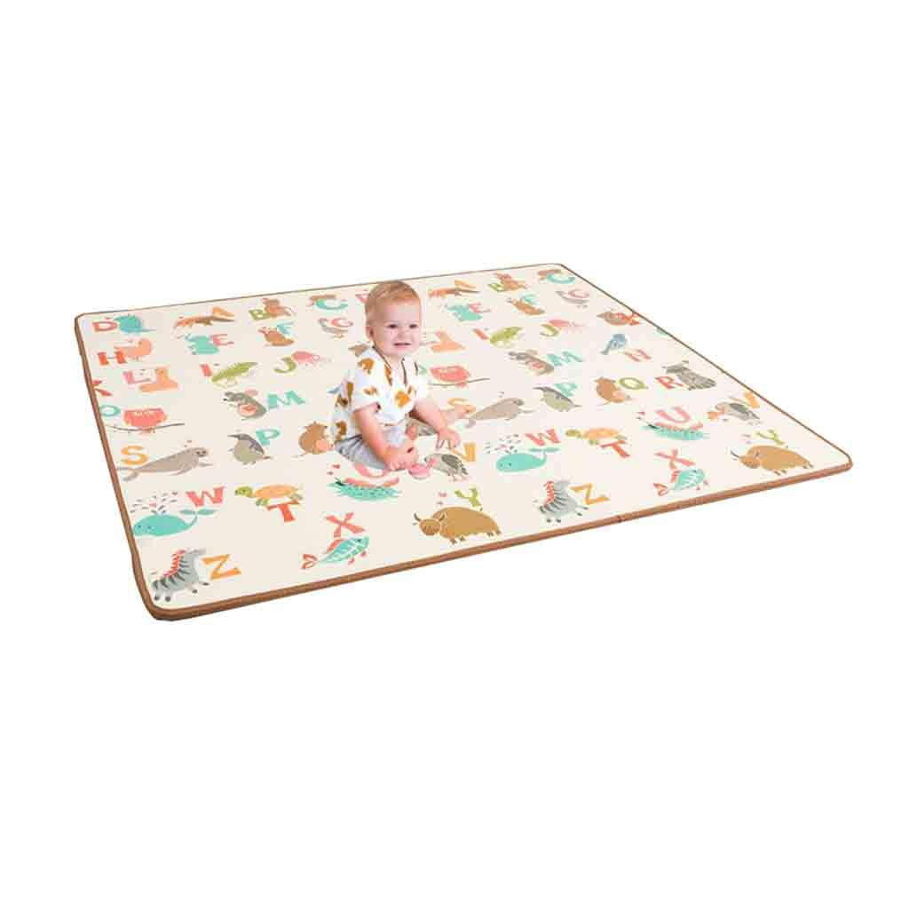 Xy Kindermatte Spielzimmer Weiche XPE Digital Foam Crawling Mat (Farbe : 180cm120cm2cm)