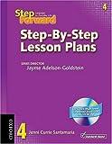 Step-by-Step Lesson Plans, Barbara Denman, 0194398412