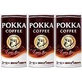 ポッカ ポッカコーヒー オリジナル 190g缶 3ケース (90本)