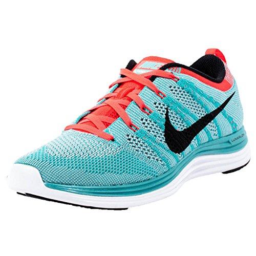 Nike FLYKNIT LUNAR1+ Running Shoes Womens Size 11 TURQUOI...