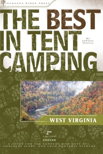 Best Tent Camping Virginia Concrete product image