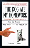 Dog Ate My Homework, Vincent Barry, 0836252810