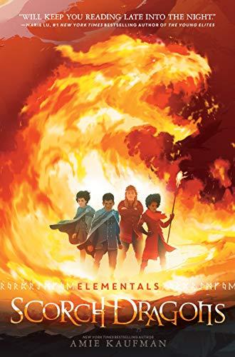 Elementals: Scorch Dragons (English Edition)