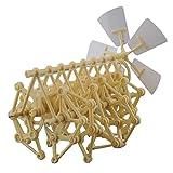 HEYZ Mini Strandbeest Model Kit, Interesting and Creative Gift for Birthday Holiday