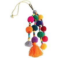 DZH Enjoy Borla hecha a mano colorida bolsa