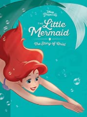 Ariel is fascinated with life on land. On one of her visits above the surface, she meets a human prince and falls in love. Determined to be with her true love, she makes a risky deal with an evil sea witch and trades her voice for legs...