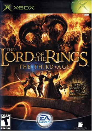The Lord of the Rings The Third Age - Xbox (Lord Of The Rings The Third Age Xbox)